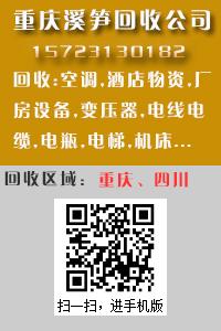 重庆溪笋废旧物资回收有限公司