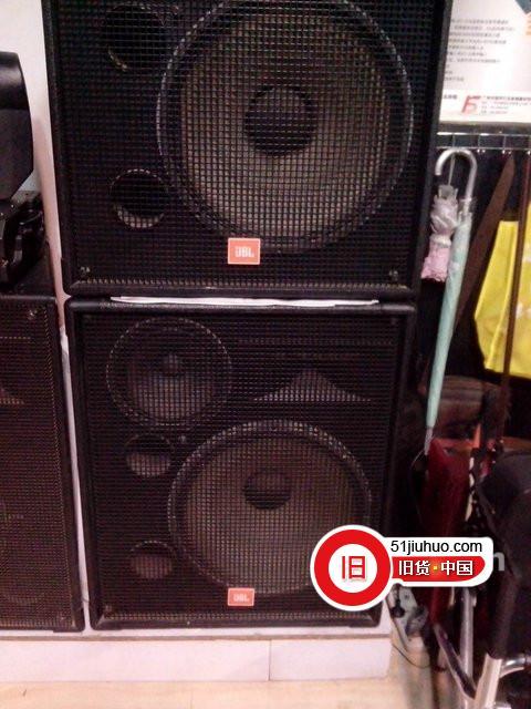 便宜出售:纯进口jbl单18寸三分频音箱低价处理