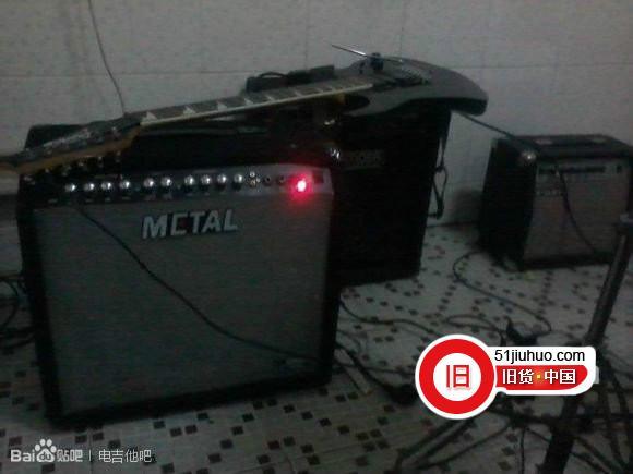 处理电吉他效果器音箱设备