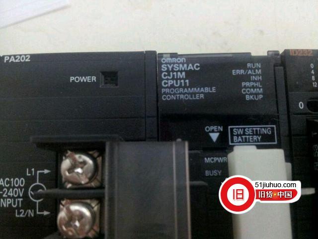 出售:处理欧姆龙plc和大功率电源-尽在51旧货网