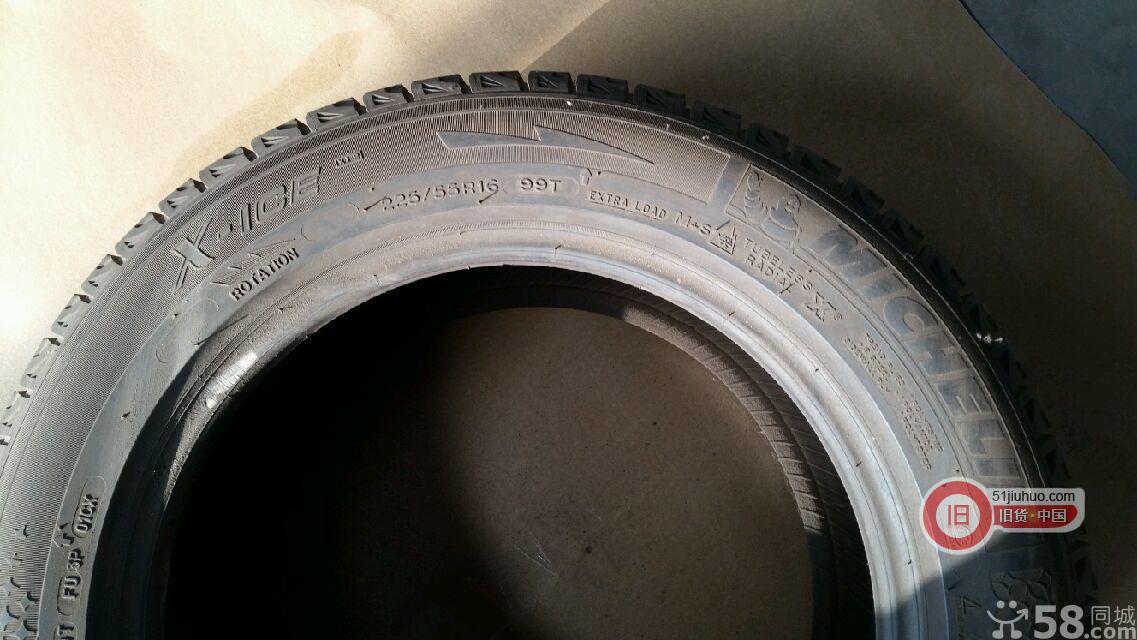 米其林雪地轮胎便宜出售-尽在51旧货网