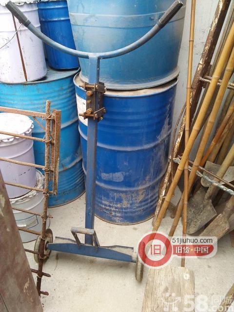 200l铁皮油桶,200l塑料桶低转-尽在51旧货网