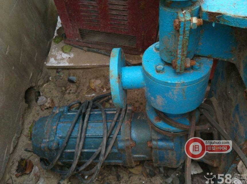 转让:污水泵,老式铜钱焊机处理