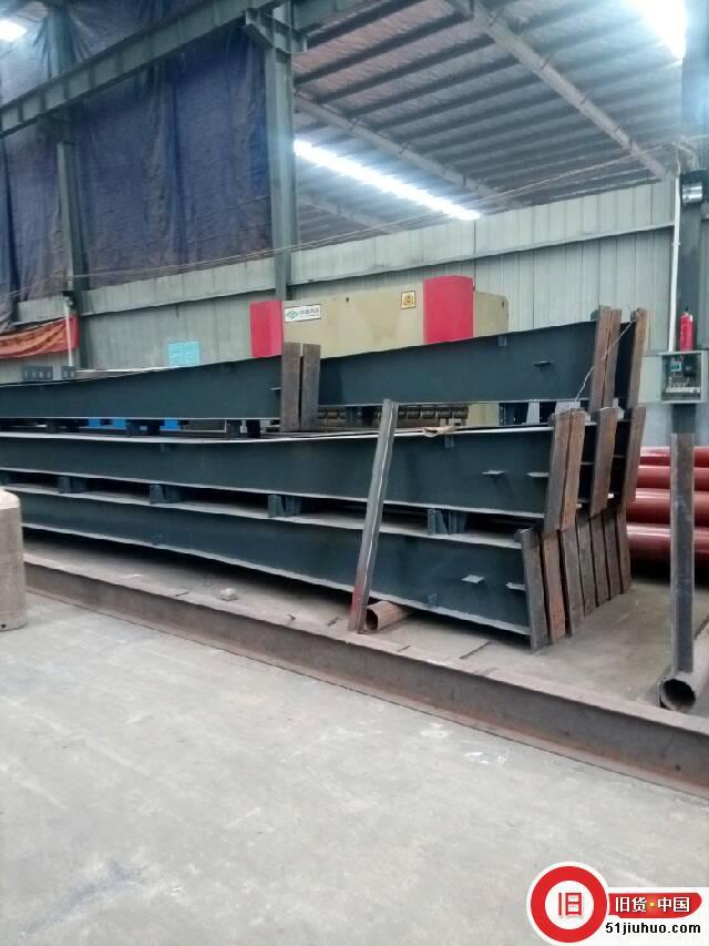 钢结构加工整体设备低转或合作-尽在51旧货网