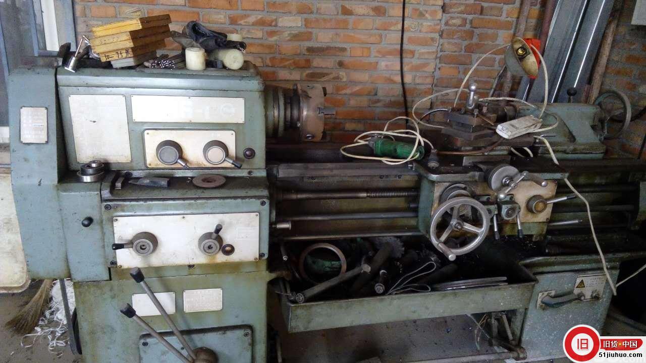 济南16一台   天津精密仪表车床一台   牛头刨一台  老式工具洗一台