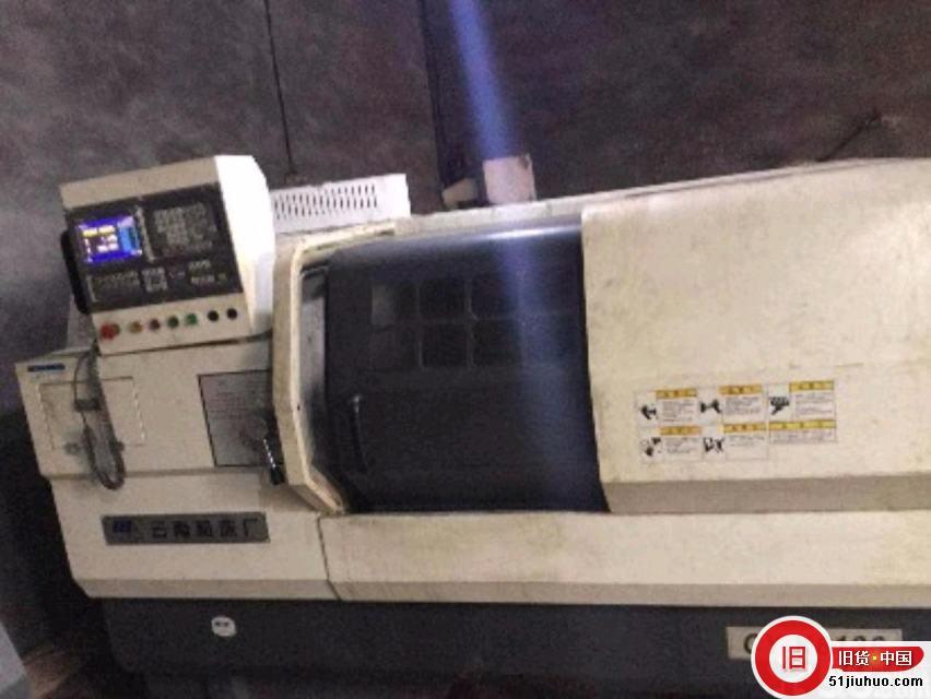 现转让云南机床厂6140数控车床一台-尽在51旧货网