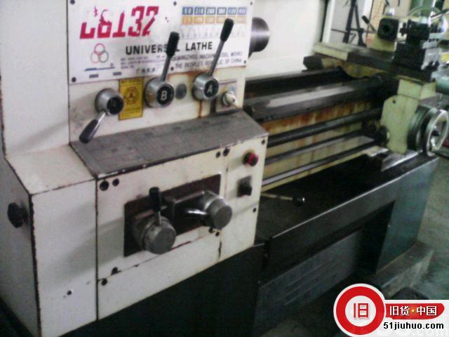 广州三环c6132a1车床低价出售-尽在51旧货网