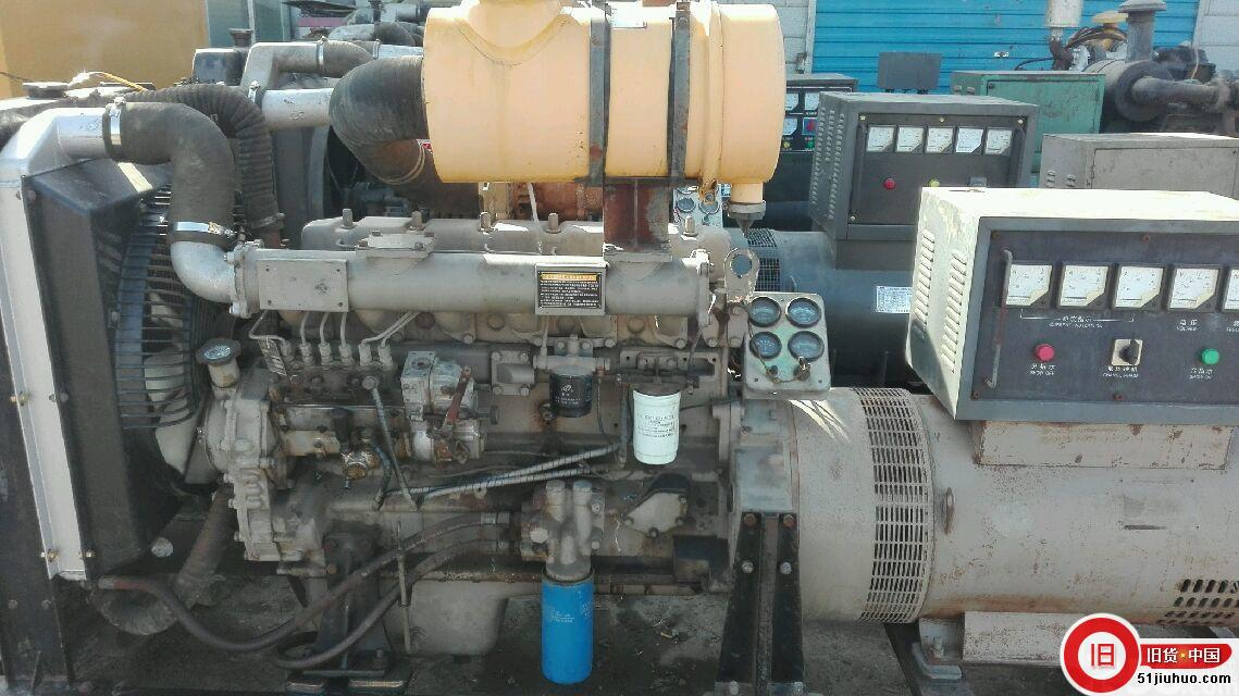 便宜出售一批五十千瓦发电机-尽在51旧货网