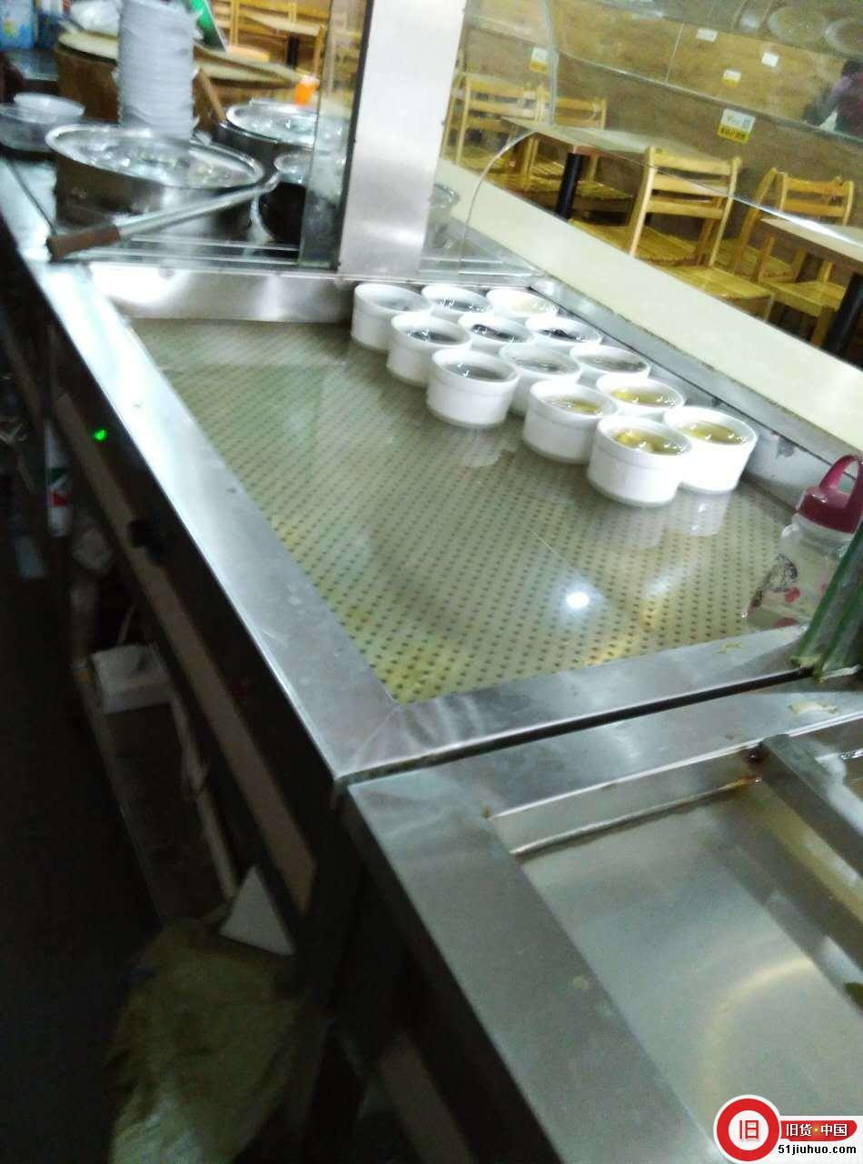 餐饮店保温快餐台便宜出售;厨房液化石油气自动控制器