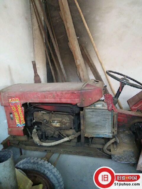 22马力拖拉机便宜出售启动机电瓶极好-尽在51旧货网