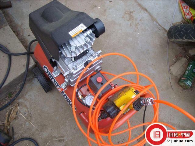 转让 空压机 空气压缩机 气泵 带风炮