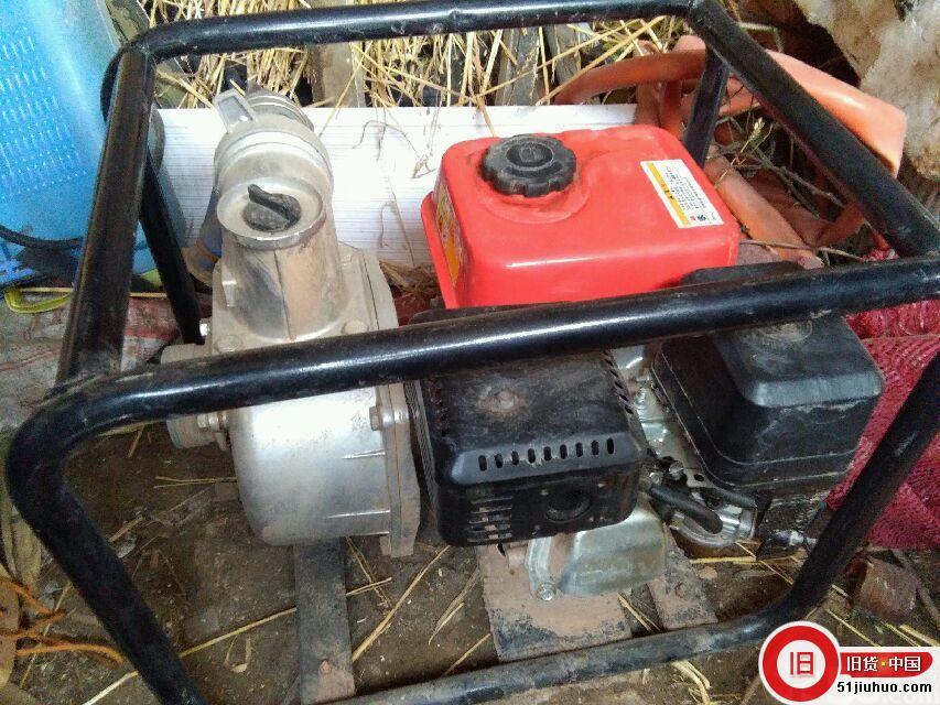 抽水泵和增氧机工作电路图