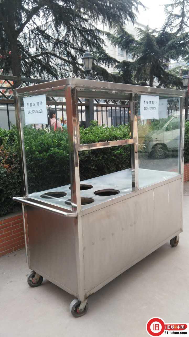 不锈钢餐车便宜出售