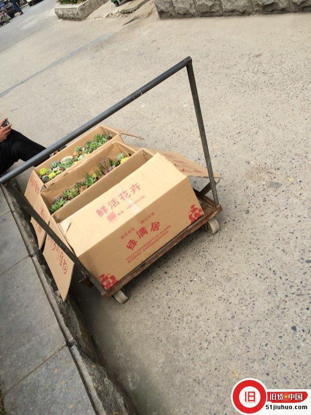 转让:钢结构小推车,个人转-尽在51旧货网