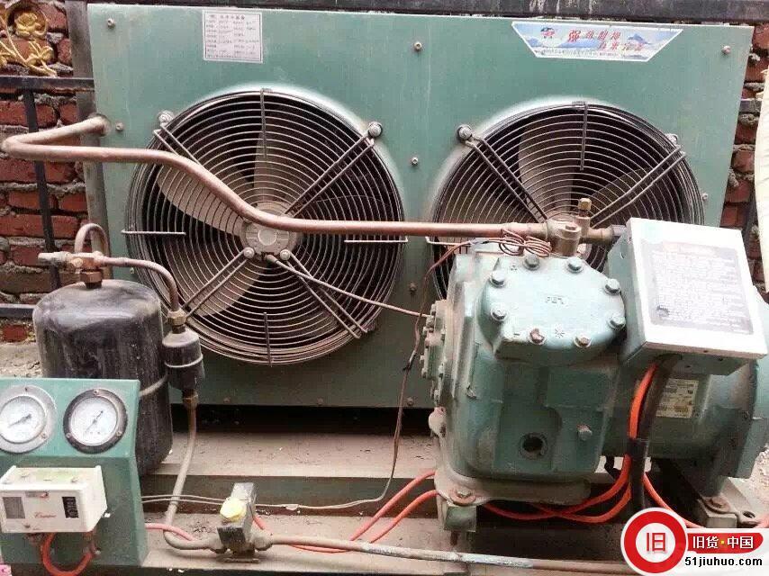 低价处理冷库制冷机