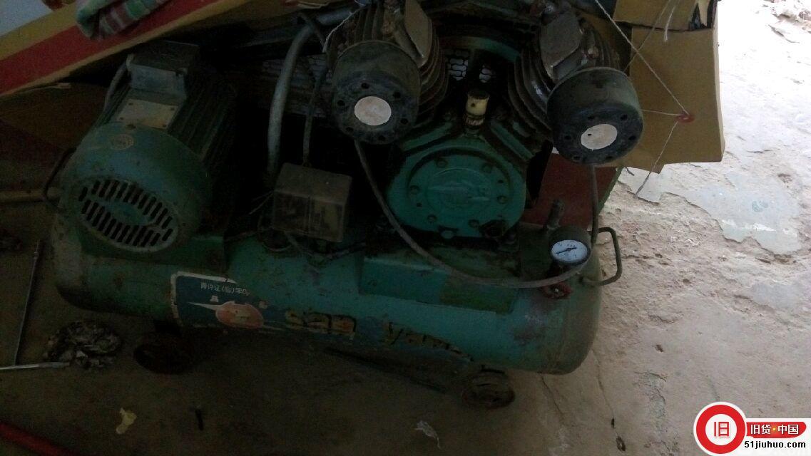 处理:三项电打气泵便宜卖了-尽在51旧货网