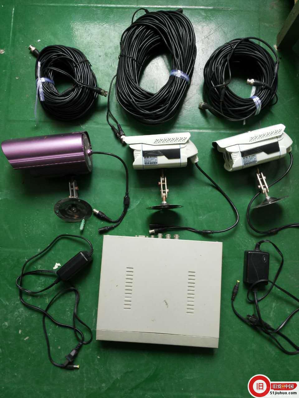 便宜出售监控摄像头和监控录像机