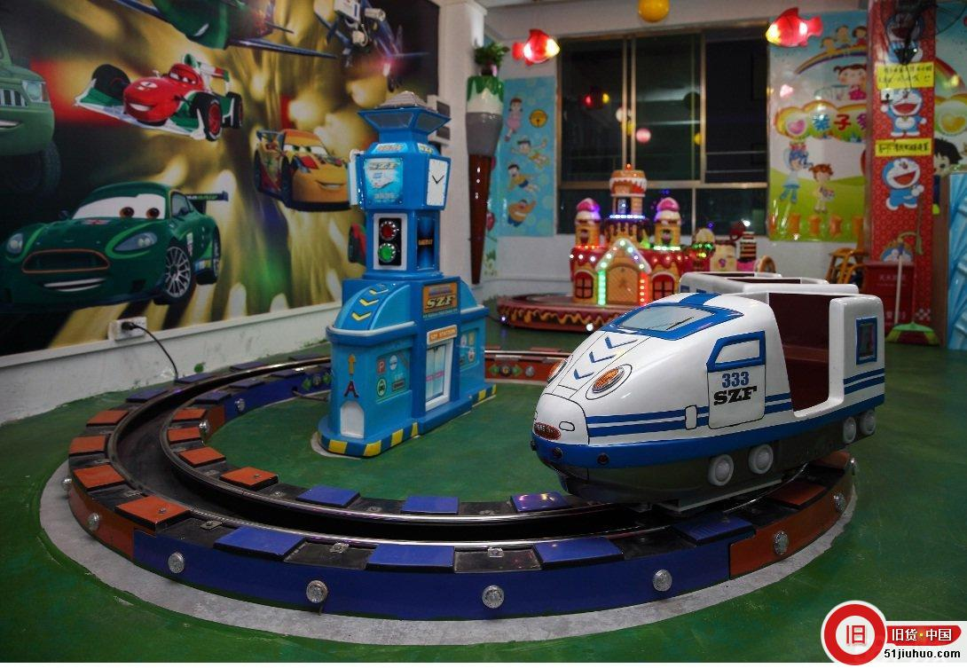 儿童游戏乐园设备_大型儿童乐园游戏设备低转-尽在51旧货网