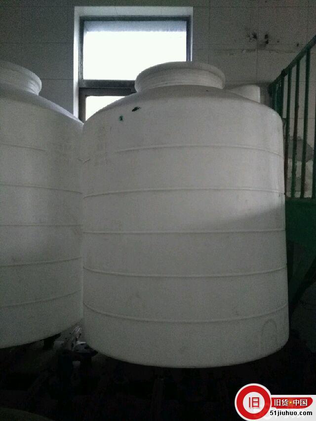 1000升塑料桶处理-尽在51旧货网