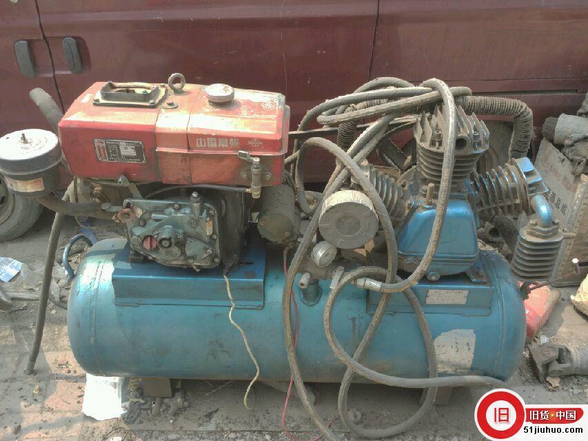 好柴油机气泵便宜出售-尽在51旧货网
