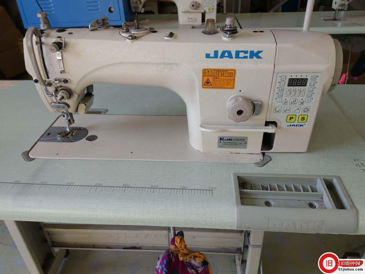 5成新杰克的电脑平车 缝纫机