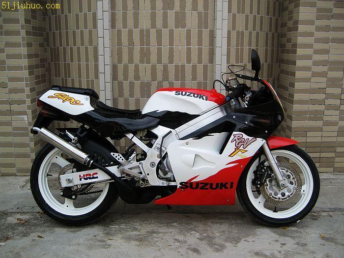 厦门二手摩托车跑车_碣石严坡车行销售二手摩托跑车92年铃木RGV21-尽在51旧货网