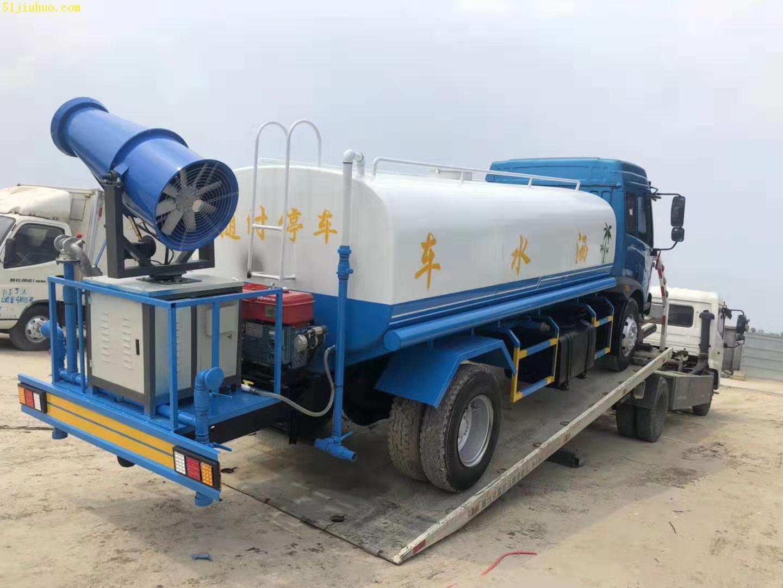 12噸解放賽龍二手灑水車 全國發售