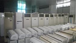 郑州空调回收:柜机,挂机,壁挂机,中央空调