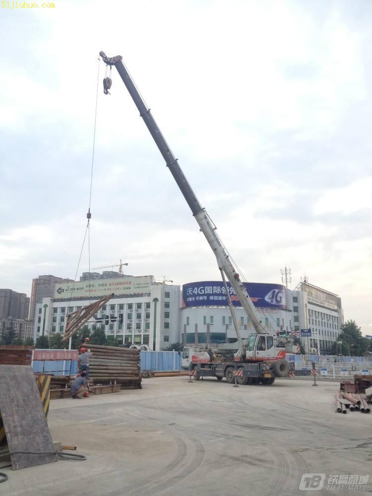 石家庄吊车出租租赁 设备搬迁,吊车8,20吨,25吨,50吨