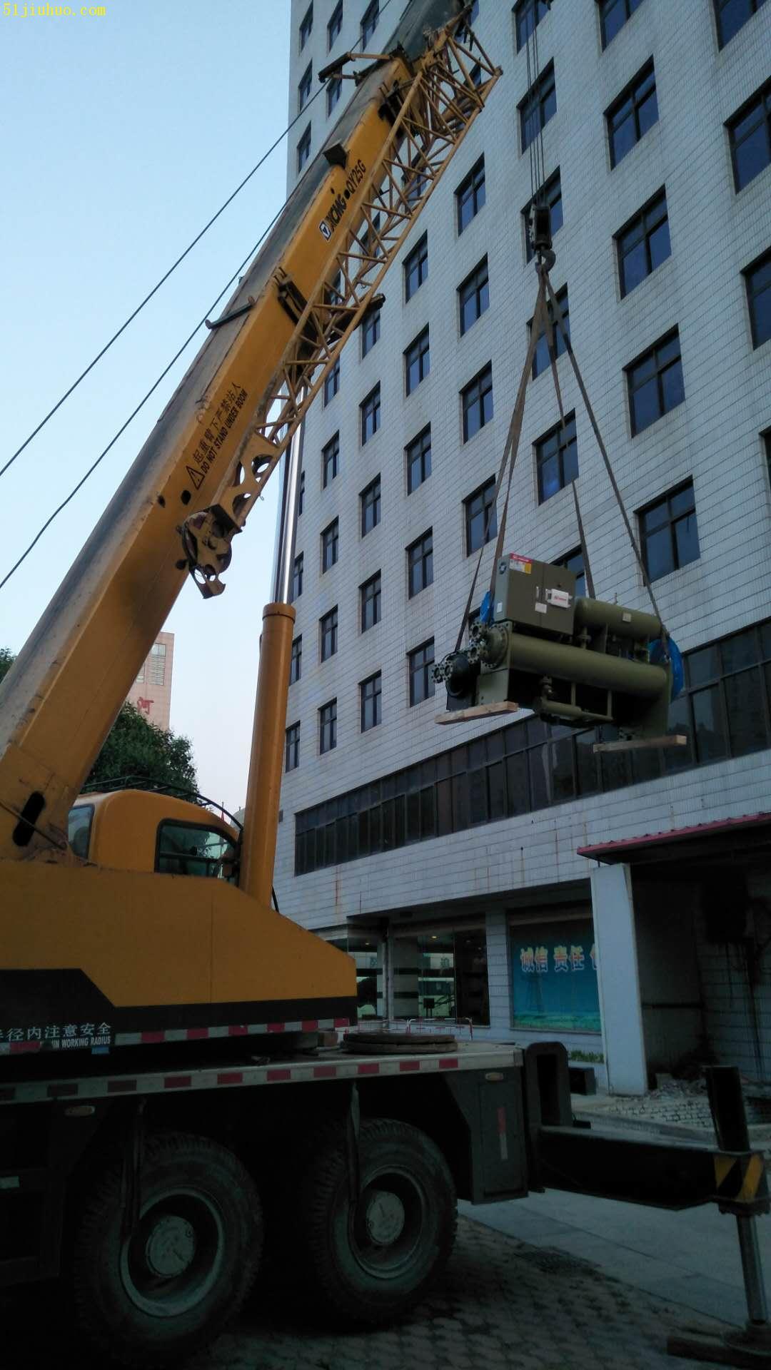 石家庄吊车出租_起重吊装首选 安全高效吊装服务