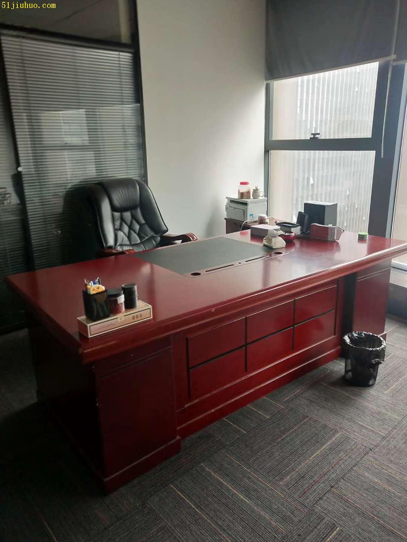 石家庄办公家具回收,会议室桌椅回收,班台桌椅回收