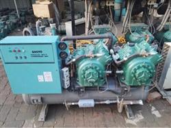 深圳高价回收中央空调,制冷机组
