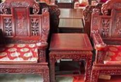 深圳红木家具回收、家居用品、客厅家具