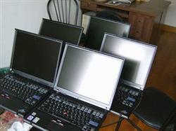 大量回收二手电脑,废旧电脑,笔记本电脑