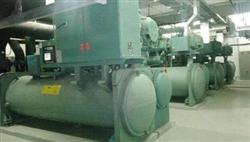 制冷设备回收:冷冻机、冷却机、冷藏机