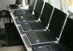 南宁高价上门回收电脑、电脑桌、办公隔断、办公家具、办公设备