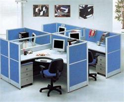 昆明官渡区员工桌椅回收,职员椅回收