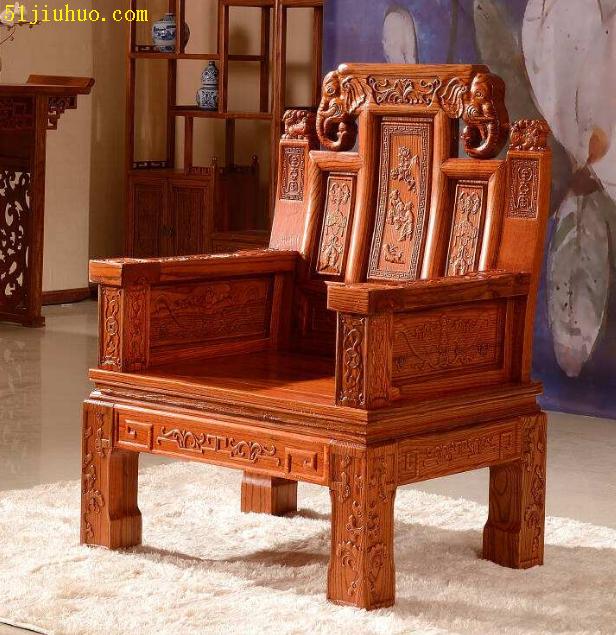 濟南紅木沙發回收、茶幾回收,紅木餐桌椅回收