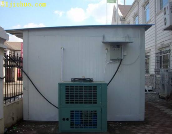 济宁回收制冷设备:冰箱冰柜、冷库、中央空调