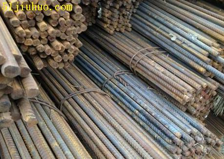 重庆建筑钢材回收、螺纹钢回收