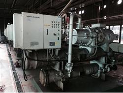 重庆回收制冷设备,溴化锂机组回收,水冷机空调回收