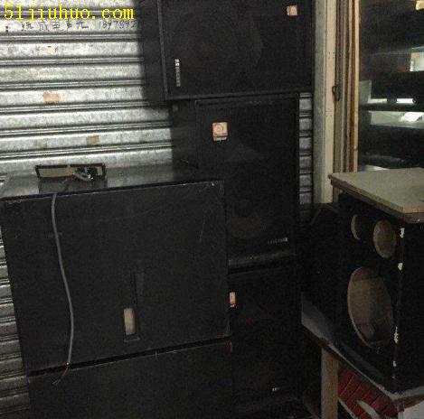 银川组合音响回收,KTV设备回收,酒吧设备回收