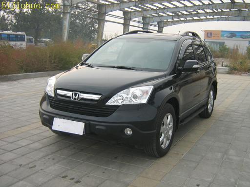 售本田crv-2.4越野车