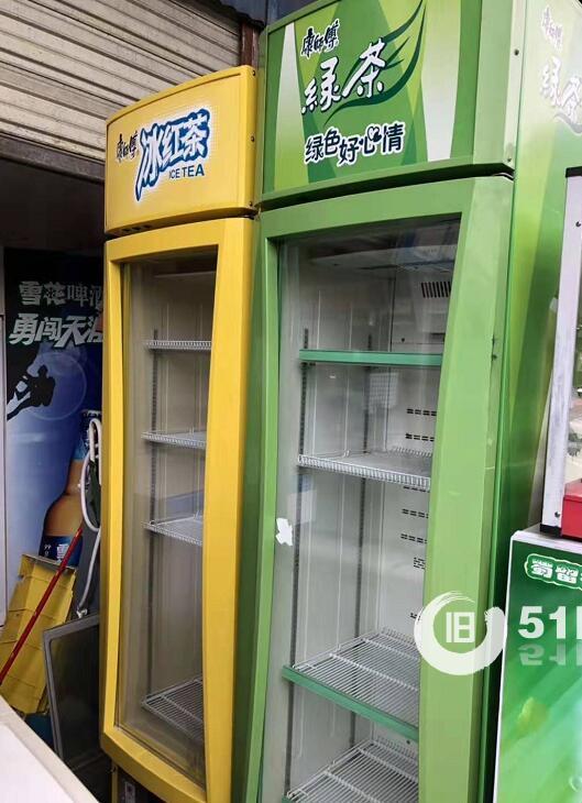 郑州冰箱冰柜回收、卧式冰柜回收、展柜回收
