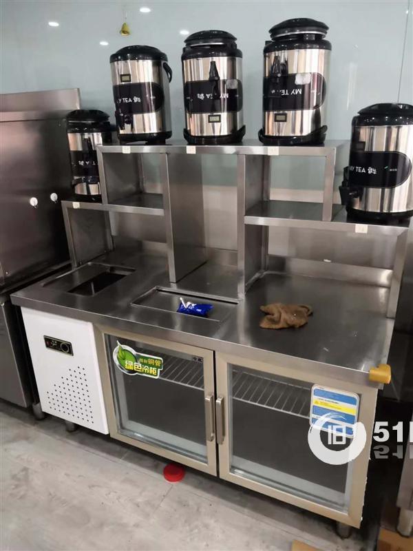 郑州奶茶设备回收,甜品店设备回收,饮品设备回收