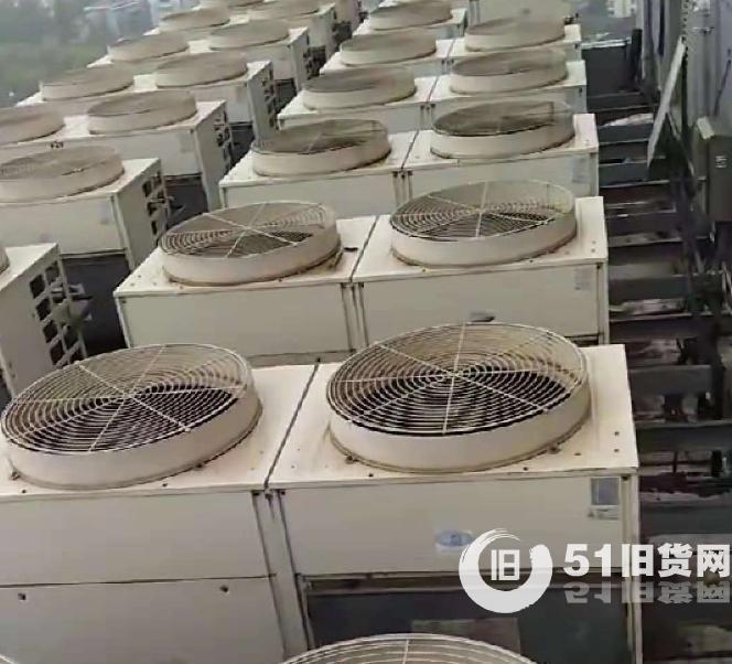 绵阳中央空调回收,二手制冷设备回收