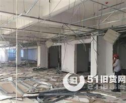 深圳福田钢结构回收深圳龙岗区钢结构厂房拆除回收