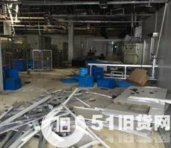 深圳化工厂拆除回收,水泥厂拆除回收,电厂回收,焦炼厂等拆除业务