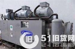 上海嘉定区制冷设备回收,上海制冷机组回收, 上海中央空调回收,水冷机组回收