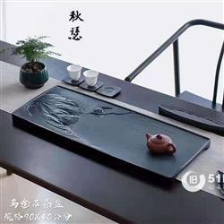 深圳禅意家具出售回收,创意茶台、茶盘等
